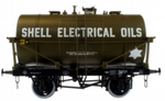 Dapol 7F-059-006 14T Tank Wagon Class B Shell Electrical Oils 2442